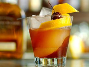 Bourbon  Fashioned on Bourbon Rye Whisky 60